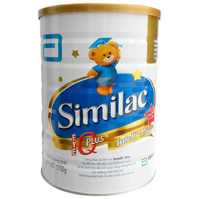 Sữa bột Similac 3 1700g