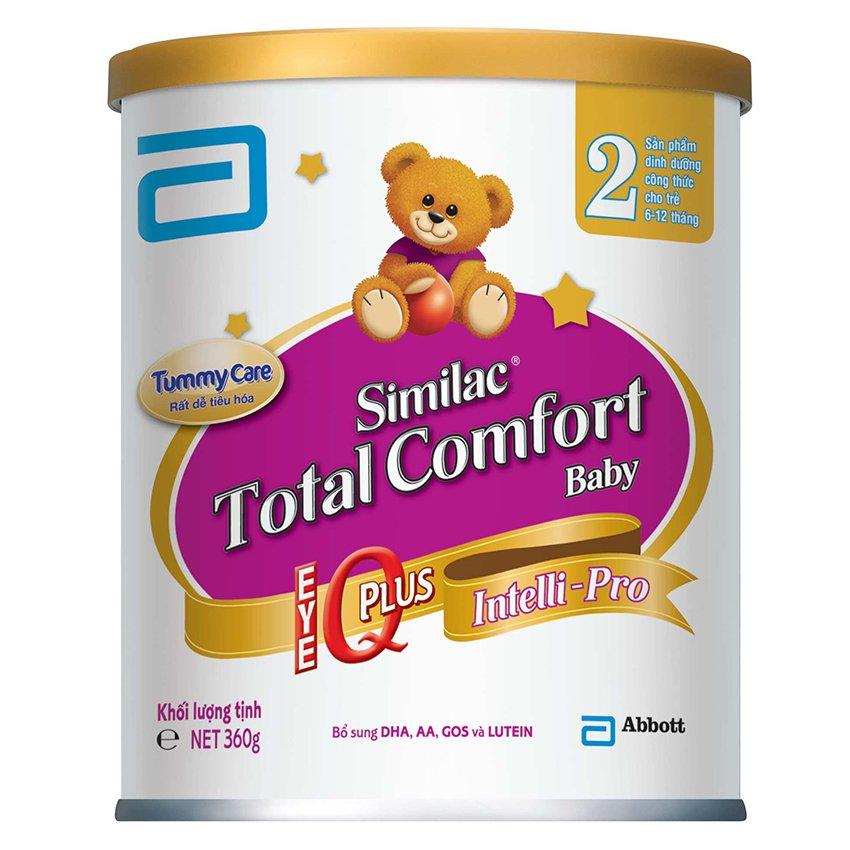Sữa bột Similac Total Comfort 2 360g