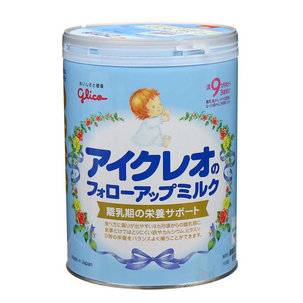 Sữa Glico số 9 820g