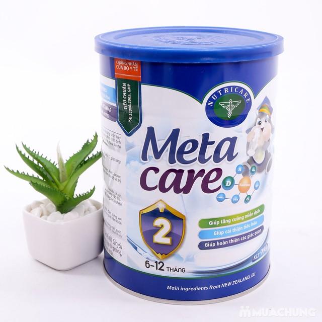 Sữa Meta Care 2 900g
