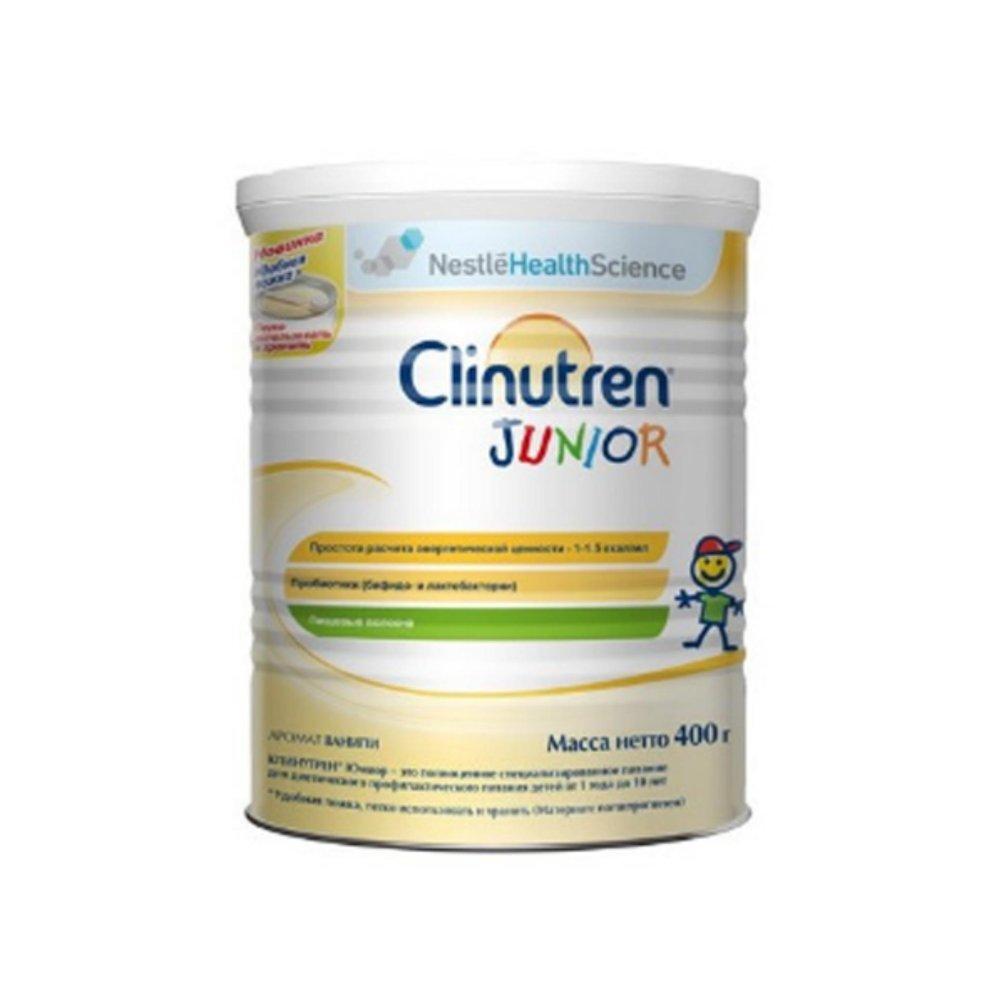 Sữa tăng cân Clinutren Junior 400g nhập khẩu Nga