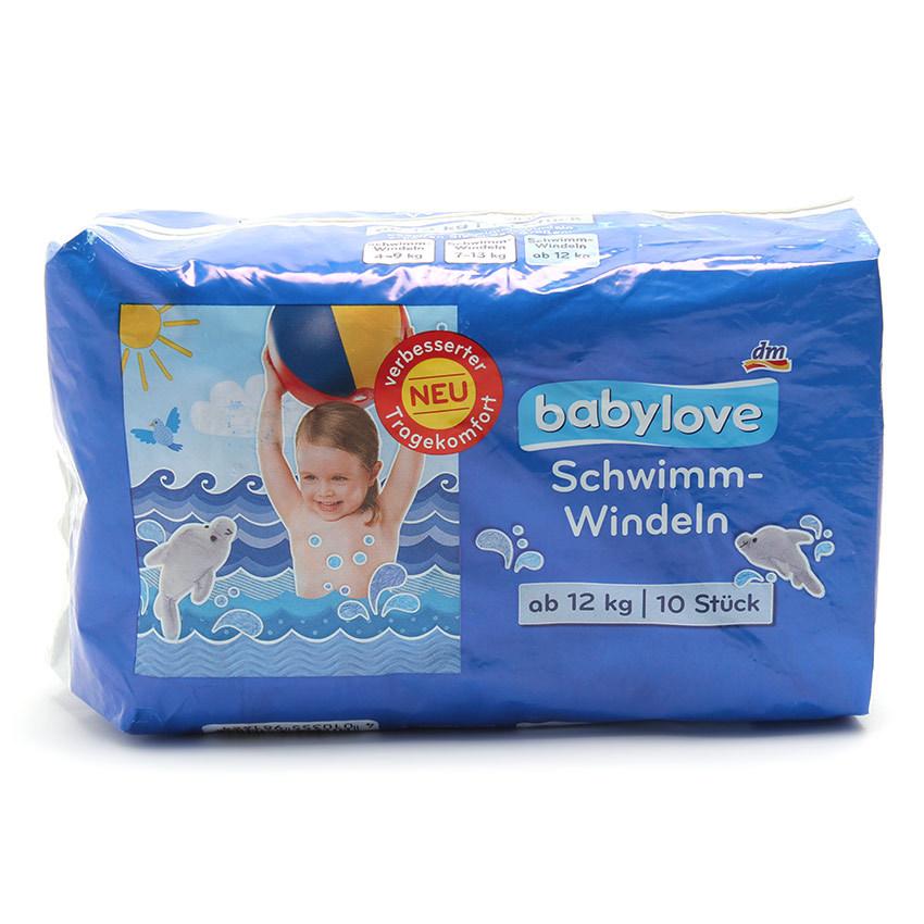 Tã đi bơi dùng một lần Baby Love trên 12 kg