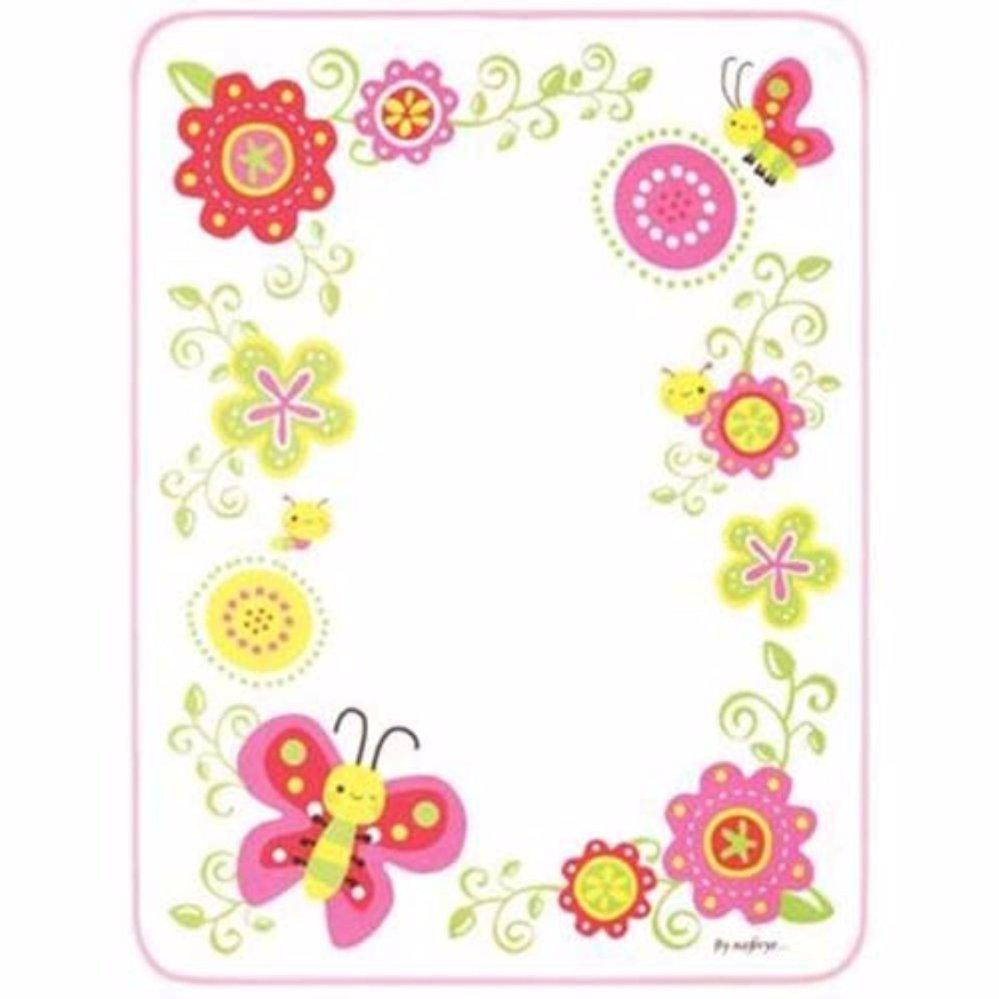 Tấm trải chống thấm - Con buớm hồng N99609