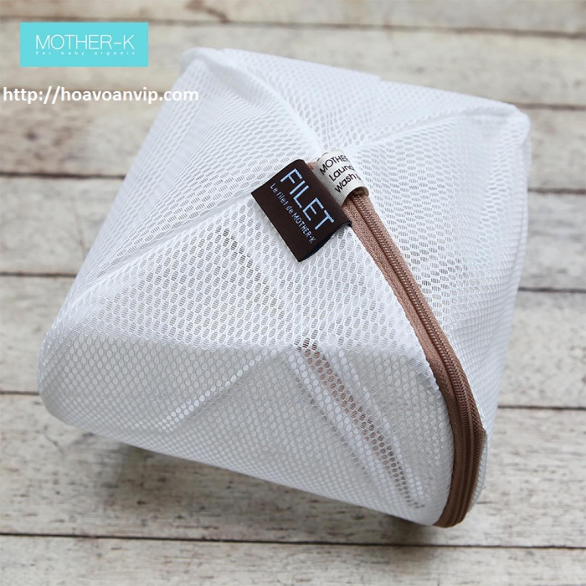 Túi Giặt Đồ Quả Trám Cho Bé Mother-K Size S - VKM13017