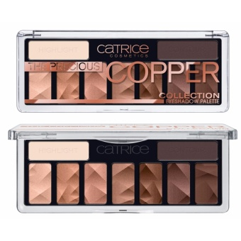 Bảng phấn mắt Catrice The Precious Copper Collection Eyeshadow Palette 10g