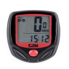 Đồng hồ đo tốc độ Xe đạp thể thao có dây (Đen)