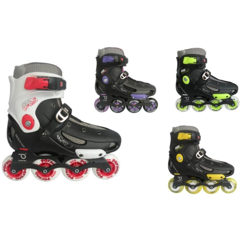 Phân phối giầy patin BODENG B30 ( đỏ đen )- size 39