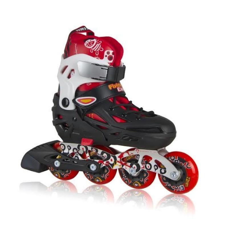 Phân phối Giày patin Flying Eagle S5 đỏ đen