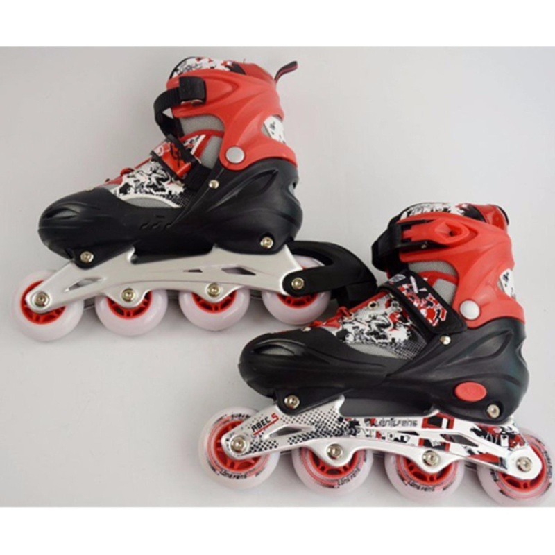 Phân phối Giầy trượt patin trẻ em LF 906 size M(34-37)