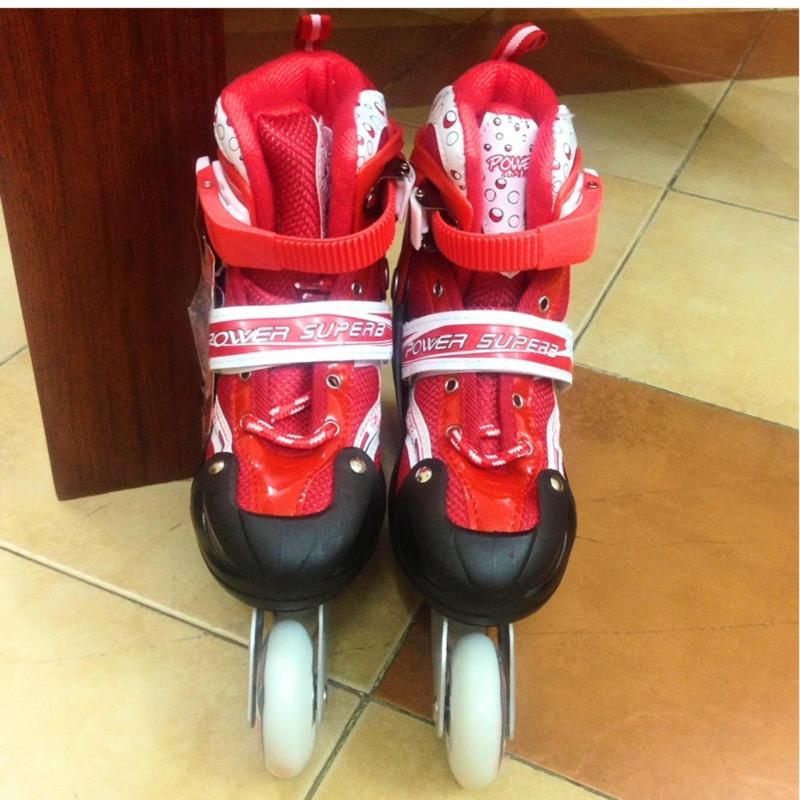 Phân phối Giày trượt patin trẻ em Long Feng 906+6032