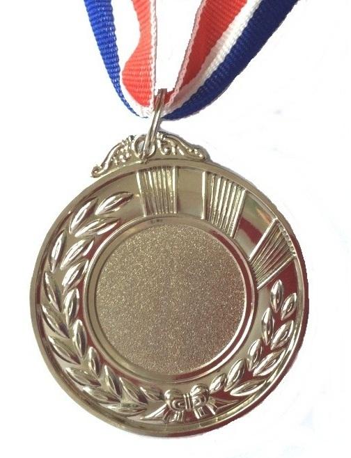 Huy chương bạc trao thưởng ZenSport ZHCB