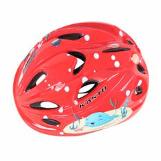 Mũ bảo hiểm thể thao (Đỏ)