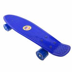 Ván trượt nhựa loại nhỏ Penny Skateboards (bánh có đèn)
