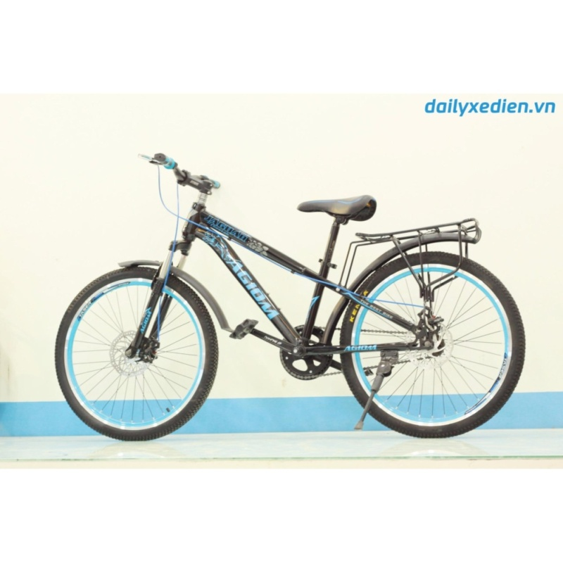 Mua Xe đạp địa hình Agiom không gấp 1 líp bánh 24