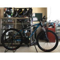 Xe đạp địa hình TRINX TX08 2017 Đen xanh dương