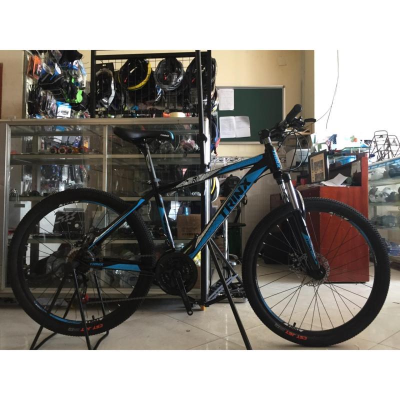 Mua Xe đạp địa hình TRINX TX08 2017 Đen xanh dương