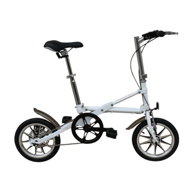 Phân phối Xe đạp gấp Mini One Second Folding(Green)