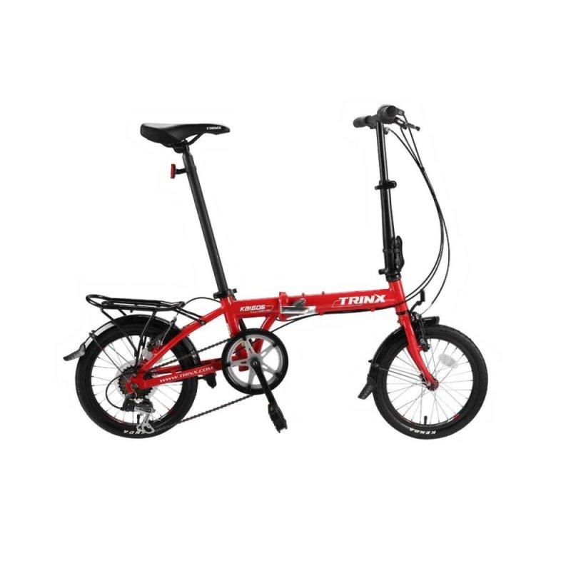 Mua Xe đạp gấp TRINX KA1606 (đỏ)