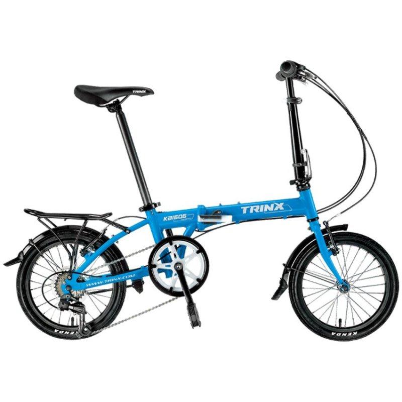 Mua Xe đạp gấp TRINX KA1606 (Xanh)