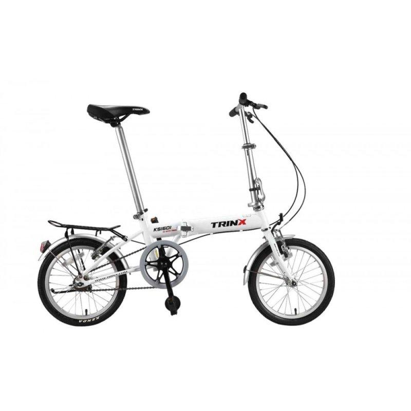 Mua Xe đạp gấp TRINX KS1601 (Trắng)