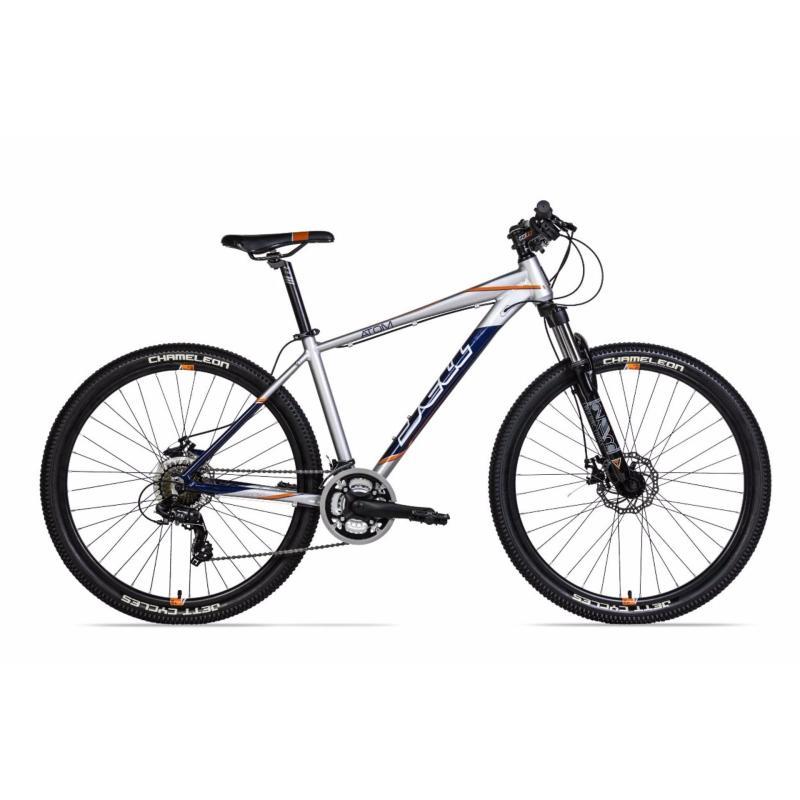 Mua Xe đạp Jett Cycles Atom Sport màu bạc (Size: S)