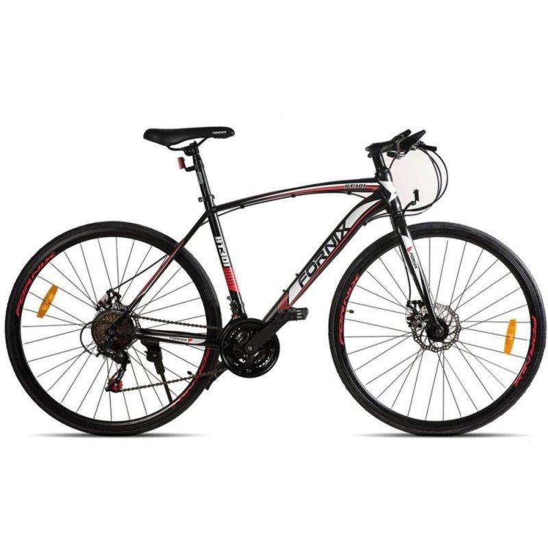 Phân phối Xe đạp thể thao FORNIX BT301 ( đen đỏ )