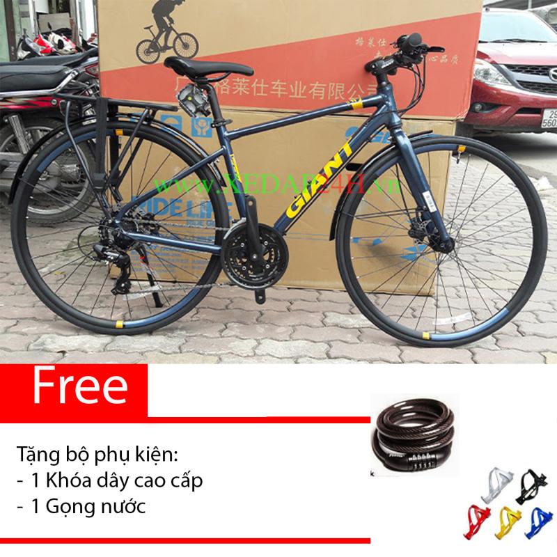 Phân phối Xe đạp thể thao GIANT FCR 3300 2017 (Xanh lam S)