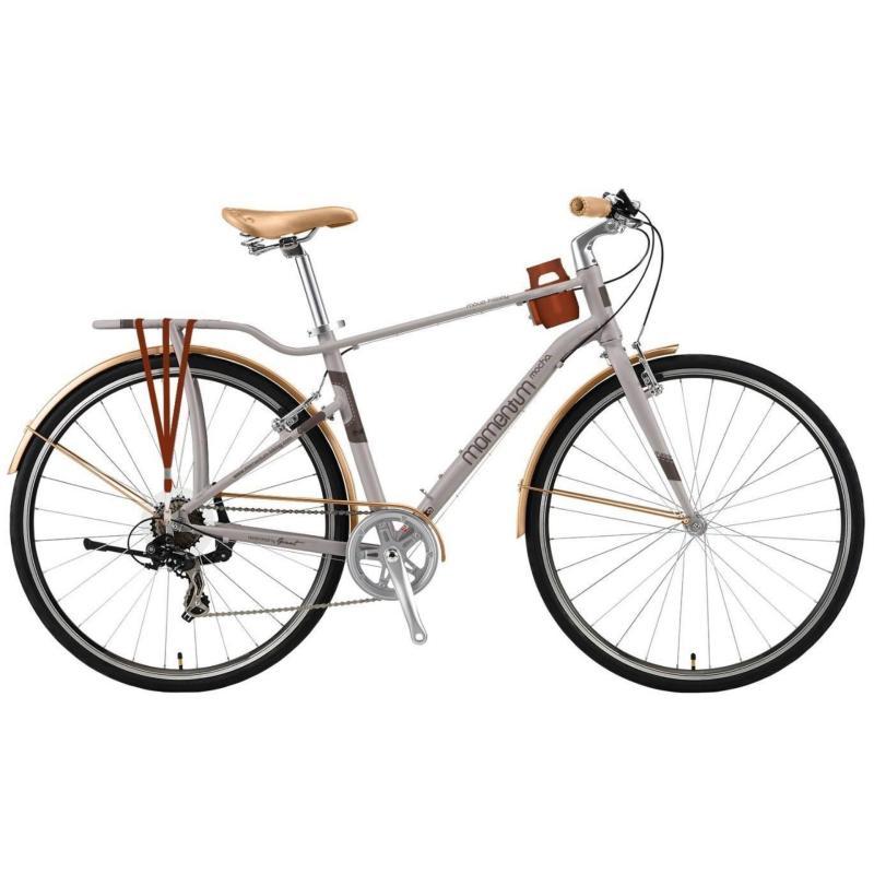 Phân phối Xe đạp thể thao Giant Ineed Mocha 2017 Ghi