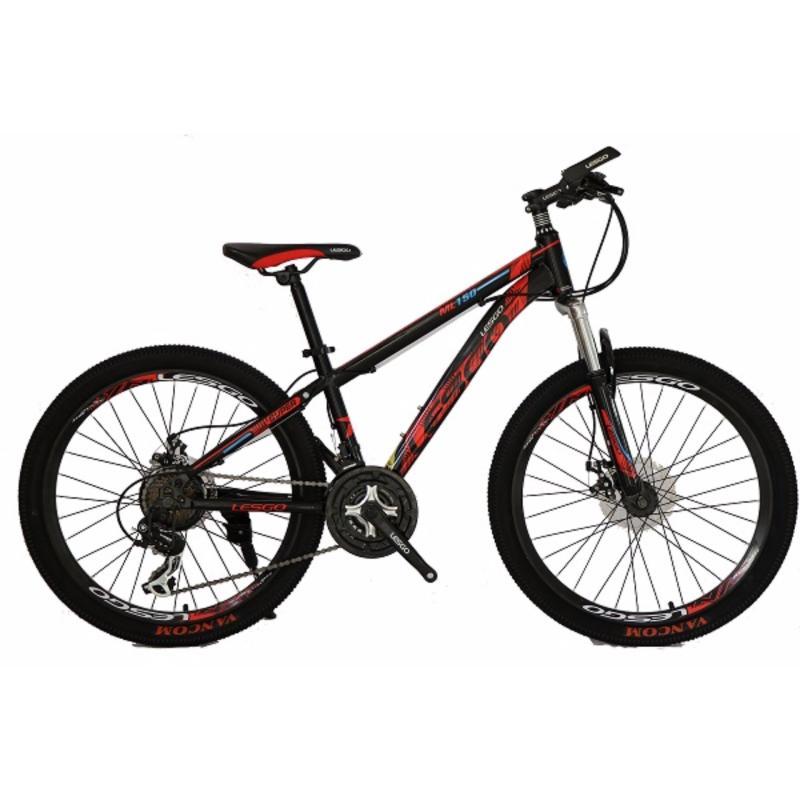 Mua Xe đạp thể thao LESGO 24-ML150 tặng kèm gác ba ga và lá chắn bùn