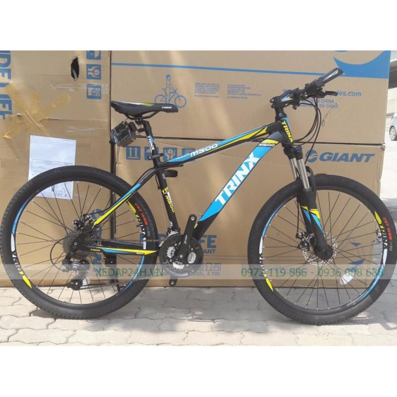 Mua xe đạp thể thao TRINX M500 2017