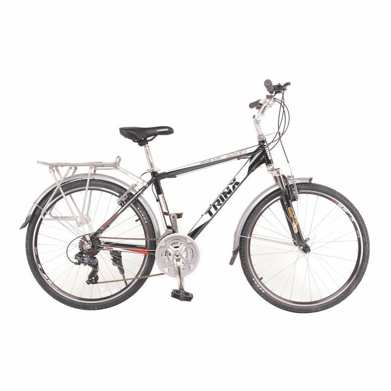 Phân phối Xe đạp thể thao TRINX MAJESTIC M100 2016 _NAM (Đen trắng đỏ)