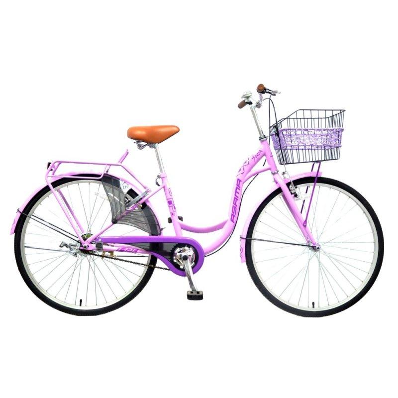 Phân phối Xe đạp thời trang Asama CLD FR26  (Hồng)