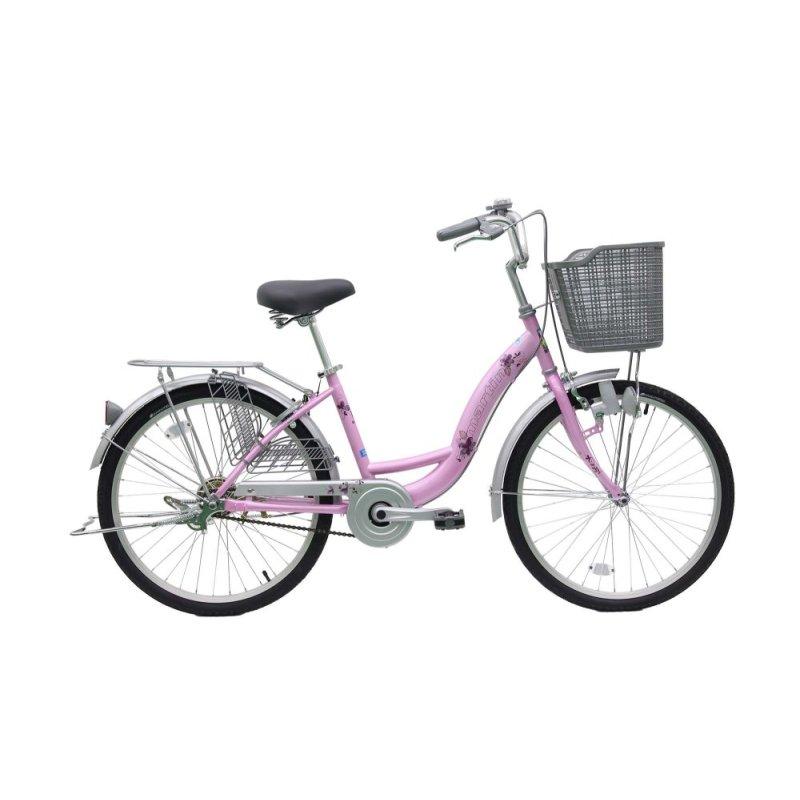 Phân phối Xe đạp thời trang cao cấp E 24 CTB (Hồng)