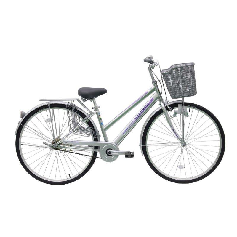 Phân phối Xe đạp thời trang cao cấp Martin 27 CTB (Bạc)