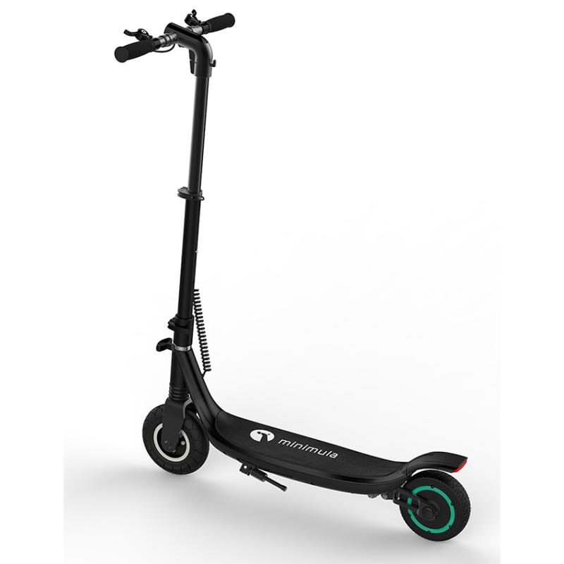 Phân phối Xe scooter điện MINIMULA Eco (Đen) - Hãng Phân phối chính thức