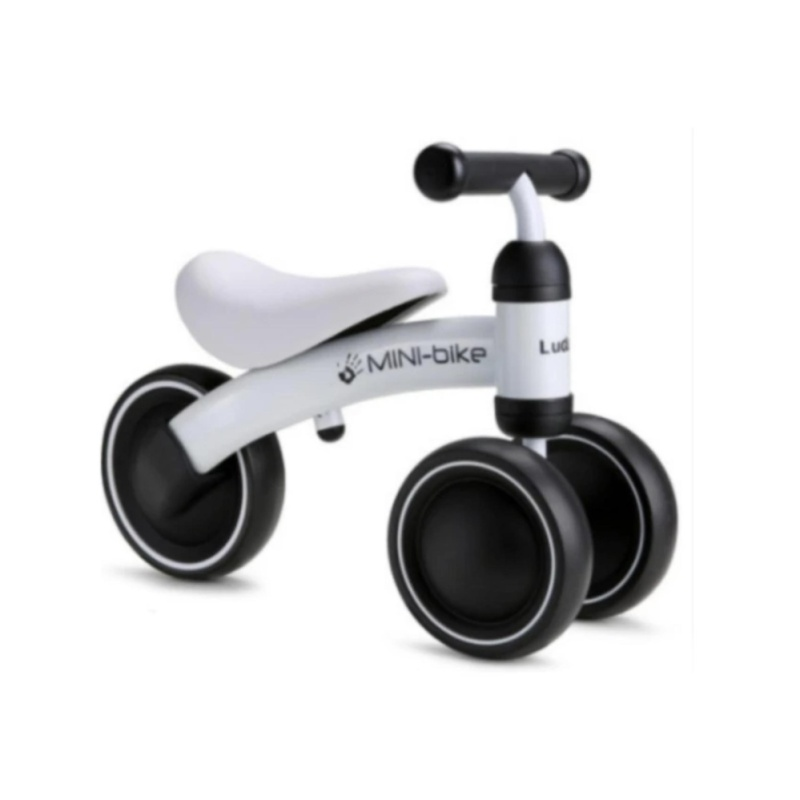 Phân phối Xe thăng bằng MiniBike dành cho bé (trắng)