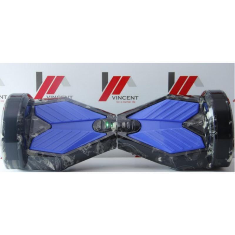 Phân phối Xe tự cân bằng 8 inch bản cao cấp xanh lửa -AL