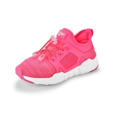 Breathable Children Shoes Boys Sneakers Girls Sport Shoes Child Rubber Leisure Trainers Casual Kids Sneakers - intl