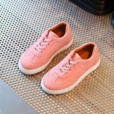 Childrens casual sports Korean shoes(Pink) - intl