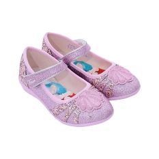 Giày Búp Bê Bitis Bé Gái Disney Princess DBB005011HOG (Hồng)