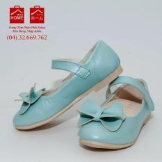 Giày búp bê Hàn Quốc màu xanh