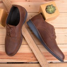 Giày Da Nam Công Sở Cao Cấp LG060