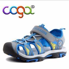 Giày dép trẻ em thể thao phong cách 2017 nhập khẩu Size 31 (màu xanh)