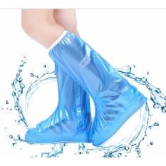 Giày Đi Mưa Dây Kéo Size M Chống Trượt Chống Ướt Giày