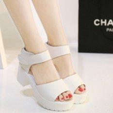 Giày sandal cao gót thời trang phong cách Hàn Quốc - XS0200