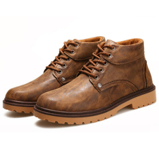Giày Sneaker Nam TinTo Brown 3702NA