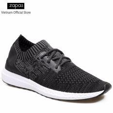 Giày Sneaker Thời Trang Nam Zapas – GS071 ( Đen )