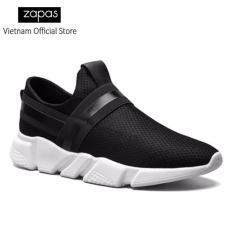 Giày Sneaker Thời Trang Nam Zapas - GS084 ( Đen )