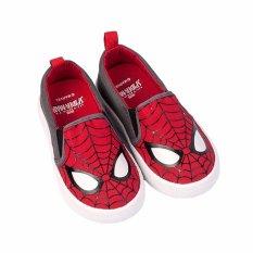 Giày Thể Thao Bé Trai Bitis Spider Man Người Nhện DSB120511DOO (Đỏ)