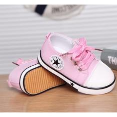 Giày thời trang bé gái RS040 (Hồng)